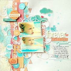 Little Nugget Creations: Forever Beautiful / 123 Challenge Blog GDT Layout