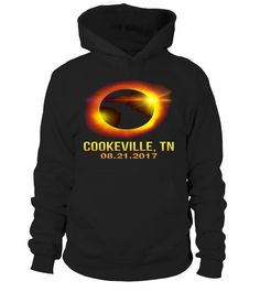 cookeville Tennessee Solar Eclipse 2017 Shirt