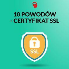 Dlaczego warto, aby Wasze #stronywww miały certyfikat #ssl? Poznajcie 10 powodówbit.ly/certyf-ssl