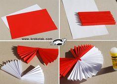 3 Easy Paper Ideas for BABA MARTA | krokotak