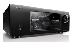 Denon - Home Theater Receiver Product Shot