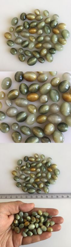 Cats Eye Quartz 69163: 252 Cts 45Pc Natural Cats Eye Quartz Oval Cabochon Loose Gemstones Lot Wholesale -> BUY IT NOW ONLY: $282.99 on eBay!
