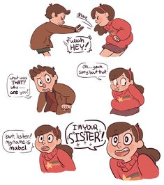 Reunion Falls part 8 soul-sucking lgbt - a gravity falls au in which mabel and dipper, for...