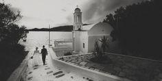 vintage wedding greek island