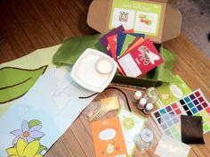 Kiwi Crate June Box: Busy with Bugs