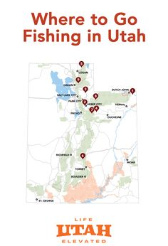 1000 images about kids want to fish on pinterest for Utah fish finder