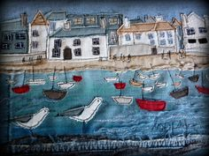 St Ives by Loopy Linnet