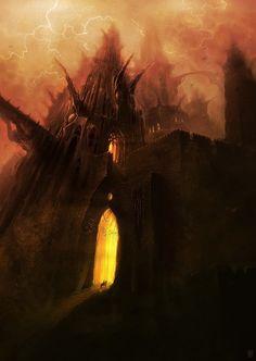 Dark Castle by NinjaASSN