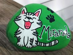Personalized Painted Rock!