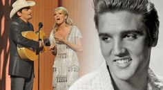 Country Music Lyrics - Quotes - Songs Elvis presley - Carrie Underwood And Brad Paisley Perform The Song That Sparked Elvis' Career In Country - Youtube Music Videos http://countryrebel.com/blogs/videos/49214147-carrie-underwood-and-brad-paisley-perform-the-song-that-sparked-elvis-career-in-country