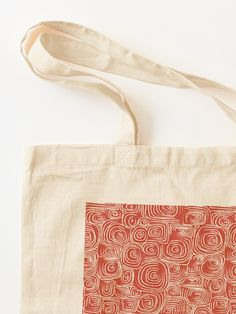 """""""Tringa XIII (small pattern)"""" Tote Bag by BlertaDK 