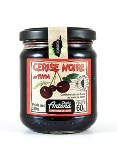 Black Cherry with Thyme Jam | Try The World