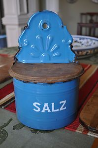 German Salt Box