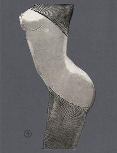 Fashion Illustrations by François Berthoud
