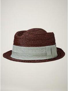 gap straw hat