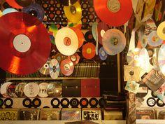 record store decor