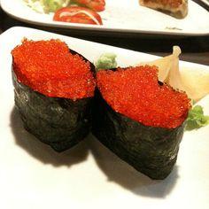 Ingredient Spotlight: Tobiko (Flying Fish Roe) | Spotlight, Ink ...