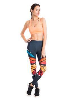 Legging Legx Butterfly by www.legx.es