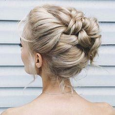 #bride #hair #wedding #fashion #beauty