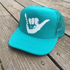 b3fff9d136661 50th State of Mind Shaka Trucker Hat