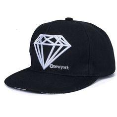 hip hop baseball cap snapback hats for men eye cat demon print   diamond    Cross snap back flat strapback e82cd47b1dbf