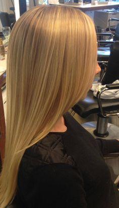 Blonde, balayage, salon bogar, tracy dion