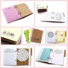 Blank wooden notebook Custom notebook Journal Wood sketchbook ...