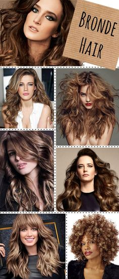 The hair color trend this year is all about the Bronde.not quite blonde, but not quite brunette. Bronde Hair, Balayage Hair, Love Hair, Gorgeous Hair, Haircut And Color, Brunette Hair, Ombre Hair, Hair Dos, Pretty Hairstyles
