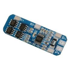 10A Charger Protection Board For 18650 Li-ion lithium Battery Cell