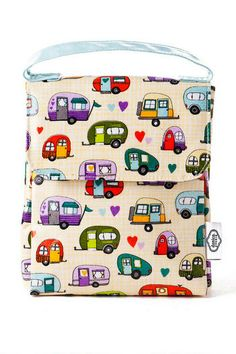 Caravan Insulated Lunch Tote. Like this shape best.