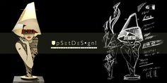 #UpsetDesign #desk #lamp: #LOLA by #Lucifero #Illuminazione - #light #lamps #lampada #lampade #interior #design #interior_design #home #decor #woman #lady #Valentina #Crepax #fumetti #pop_art #designer #cool #red #women #wood #lampade_donna #lampada_donna