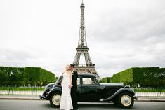 Derek and Emily's 0 Guest Paris Elopement. Photography by Brant Smith.See more.... @intimateweddings.com #pariswedding #elopements