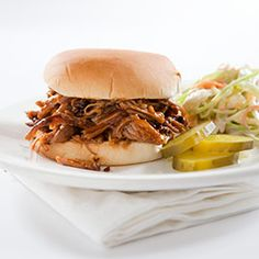 Indoor Pulled Pork with Sweet and Tangy Barbecue Sauce Recipe - America's Test Kitchen