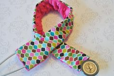 Stethoscope Cover  Nurse Doctor Honeycomb with by PaisleyMaizie