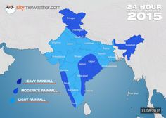 Monsoon India 2015: Southwest Monsoon Forecast For August 11 - See more at: http://www.skymetweather.com/content/weather-news-and-analysis/monsoon-india-2015-southwest-monsoon-forecast-for-tomorrow/#sthash.2n3SoEXa.dpuf