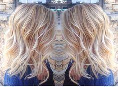 Light Blonde Balayage