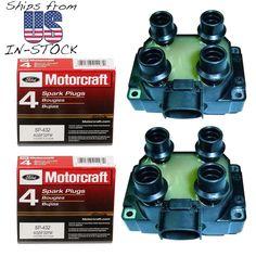 20002010 Ford F150 4.6L ignition coil 8x+8x dbl plat