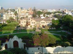 City of Miraflores, Perú
