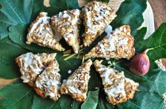 Ciao Chow Linda - Fig and Almond Scones