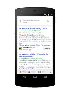Google Search Now Discovers Content Within Android Apps http://selnd.com/1dR5VkP