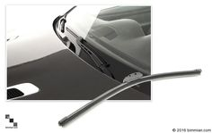 Premium quality and easy to install replacement wiper blades that feature durable, corrosion resistant, anti-UV, natural rubber blades. Find the perfect Frameless Wiper Blades for all BMW series only from BIMMIAN. Bmw Series, Performance Parts, Natural Rubber, Bmw Cars, Golf Clubs, Blade, Accessories, Llamas, Jewelry Accessories