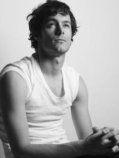 Adam Brody aka Seth from the Tv show, The O.C.