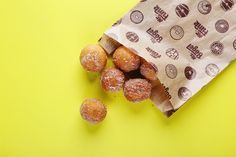 The first street food funktory in Budapest. Street Food, Budapest, Donuts, Strawberry, Fruit, Instagram, Frost Donuts, Strawberry Fruit, Strawberries