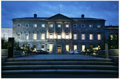 The defeat in the Dáil is a setback for the Fine Gael-led Government. Office Water Cooler, Cafe Seating, 65 Years Old, Wonderful Places, The Row, Irish, Photo Galleries, Romance, Ireland