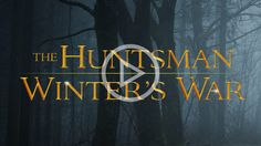 The Huntsman: Winter's War Inspired Text Effect Tutorial