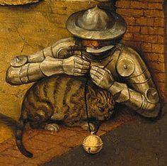 Pieter+Bruegel+the+Elder,+The+Dutch+Proverbs+(detail+II)+on+ArtStack+#pieter-bruegel-the-elder+#art