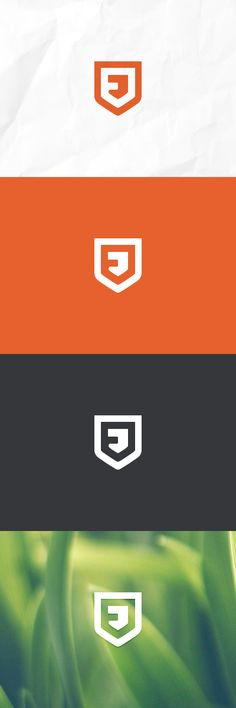 logo by Eldin Heric. Nice logo design / identity