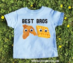 Toddler tshirt. 100 combed ringspun cotton kids by RaiseFunnyKids, $19.50