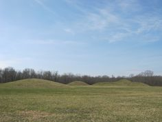 Hopewell Mounds, Chillicothe - Middle Woodland/Hopewell Period (800 B.C. to 100 B.C.)