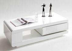 Couchtisch Ida Weiss HG Mit Schublade 8816 Buy Now At